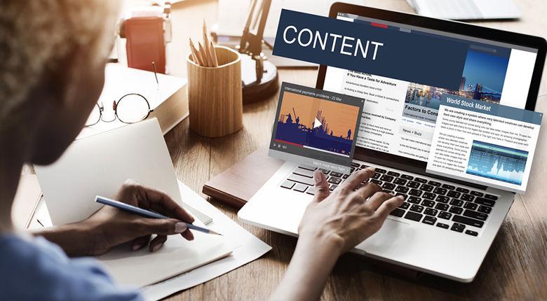 一個多元化的網站應該包含了豐富的內容