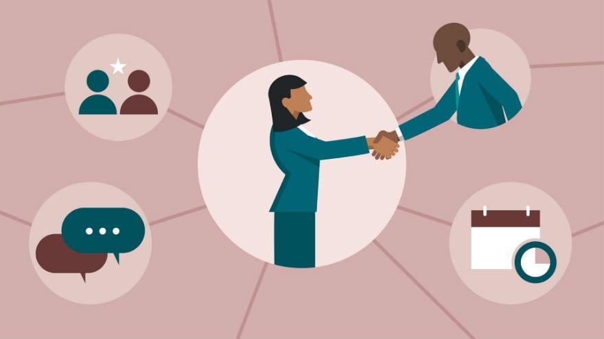 專業的內容能更容易獲得客戶的信任
