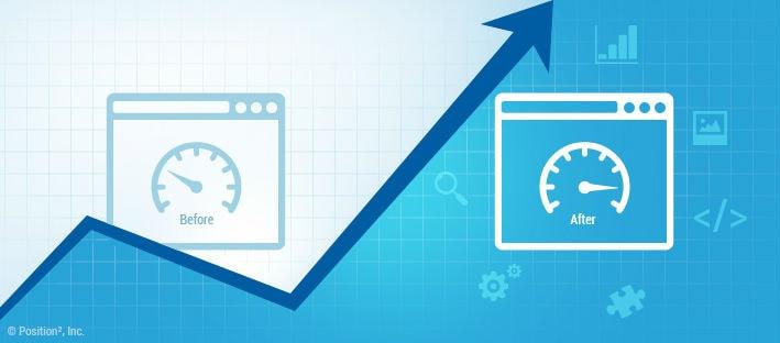 提高網站速度能大幅降低跳出率,提高網站SEO權重