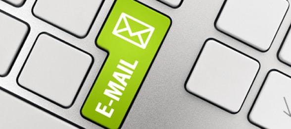 透過電子郵件自動回覆,讓用戶第一時間收到你承諾他們的優惠