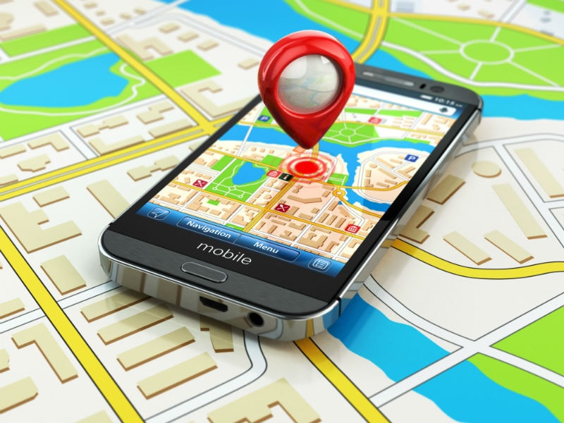 透過GPS定位行銷能提高周邊客戶轉換率