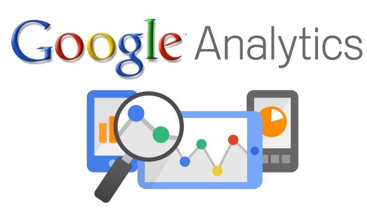 Google Analytics能分析出客戶信息、頁面效果、報酬率、用戶設備