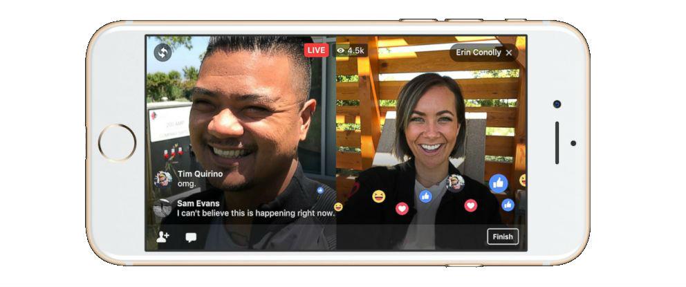 Faceboo Live是現在最符合Facebook演算法的行銷方式
