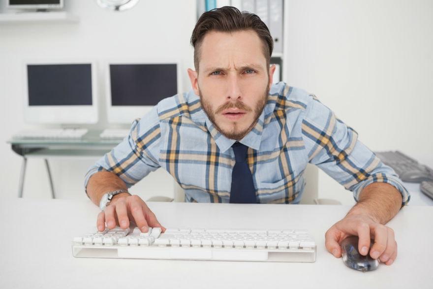 一個過於模糊的網站會降低客戶購買欲望-提高業績-使業績成長