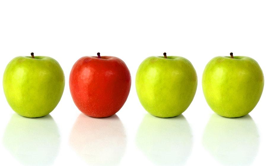 唯有與眾不同,才能脫穎而出-公司特質-網路行銷教學