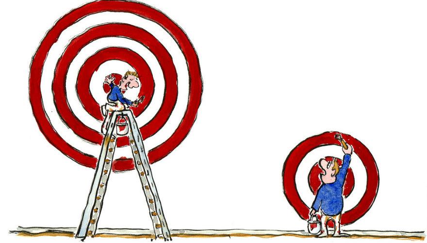 訂下符合目標客戶群大小的標準-如何讓業績成長